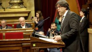 Valoracions grups municipals a la declaració d'independència