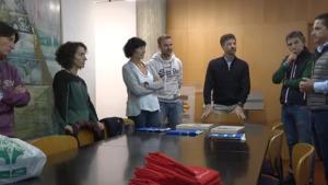 La Federació Catalana de Vela reconeix la vela escolar a l'Escala