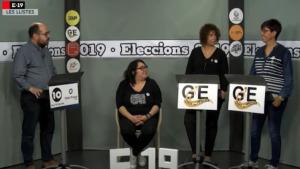 Eleccions Municipals 2019 - Llistes Gent de l'Escala