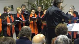 Cantada de nadales al centre cívic del Camp dels Pilans