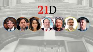 Resultats finals de les eleccions del 21D a l'Escala