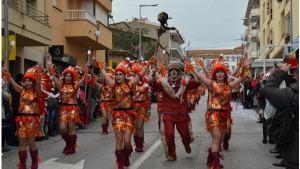 El 9 de juny es celebrarà el 1er Carnaval d'estiu