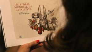 Presentació del llibre Història mundial de Catalunya