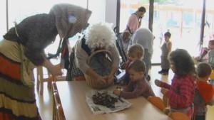 La llar d'infants municipal Ballmanetes de l'Escala celebra la castanyada