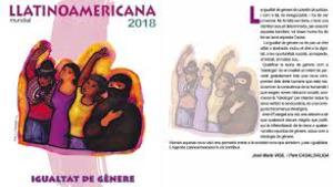 Surt a la venda una nova edició de l'Agenda Llatinoamericana Mundial