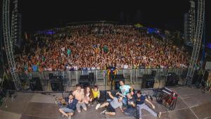 Els Catarres inauguren els Concerts al Fòrum 2019