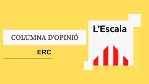 Columna d'opinió - ERC de l'Escala