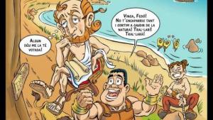 Noves aventures d'en Fabi i en Fedó