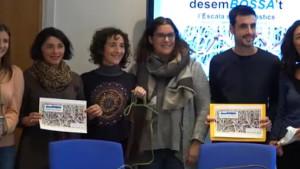 En marxa el projecte Desembossa't
