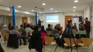 Presentació biblioteca AL DIA