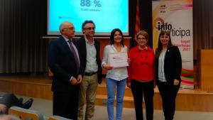 Nou premi a la transparència de  l'Ajuntament de l'Escala