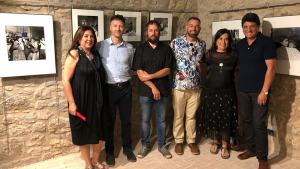 Comença el festival Portalblau amb la inauguració de la mostra 'Barcelona Gitana'