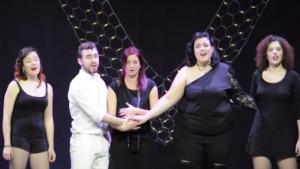 El CER acull la representació del musical Cabaret Passion Rouge