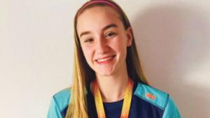 L'atleta Aitana Radsma aconsegueix la quarta medalla d'or en el Campionat d'Espanya