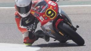 El pilot de motos Àlex Loza continua liderant la Copa Catalana ANPA 2018