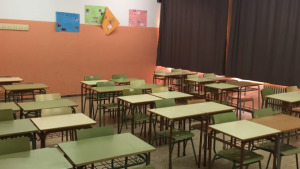 Vaga de mestres i professors amb poc seguiment a l'Escala