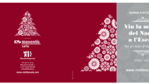 Ja es pot trobar el tríptic informatiu de totes les activitats de Nadal