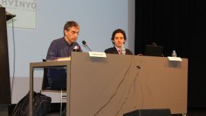 Una conferència completa l'exposició sobre Raimon Panikkar