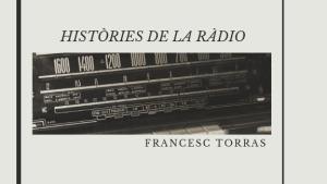 Històries de la Ràdio 20/11/18
