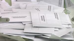 Publicació provisional de llistes electorals
