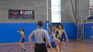 El cadet femení A del Club Bàsquet l'Escala tanca la primera volta sense perdre