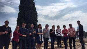 S'entreguen els premis als vins guanyadors de l'Arrels del vi 2018
