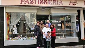 Tanca l'històrica Pastisseria Empori