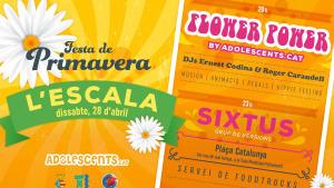 Dissabte l'Escala celebra la tercera edició de la Festa Jove