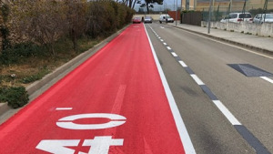 S'habiliten noves zones vermelles d'aparcament