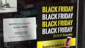 30 comerços de la UBET fan descomptes pel Black Friday
