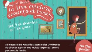 Primera setmana de l'activitat Nadal al Museu