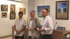 Nova exposició del pintor Abel Quintana a l'Escala