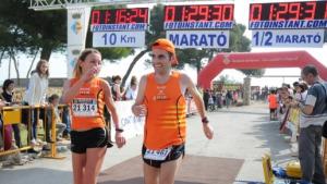 La tramuntana obliga a suspendre la Marató d'Empúries