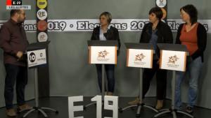 Eleccions Municipals 2019 - Llistes Nosotros, Partido de la Regeneración Social