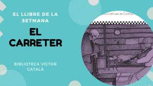 El llibre de la setmana - El carreter (Selma Lagerlöf)