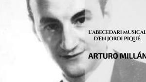 L'abecedari musical d'en Jordi Piqué - Arturo Millán