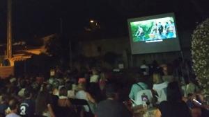 Satisfacció amb el cinema al carrer del CER