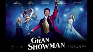 Cine a la fresca - El gran showman