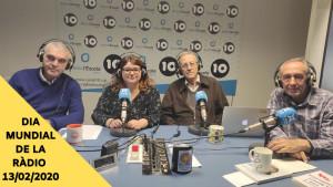 Programa especial del Dia Mundial de la Ràdio 13/02/20