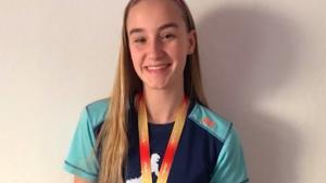 Aitana Radsma té el desig de guanyar dos ors més en els campionats a l'aire lliure