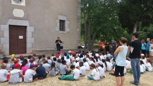 El Parc a la Ràdio - Les escoles surten al Parc Natural