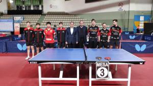 Històrica segona posició del CER l'Escala a la Copa del Rei de Granada