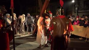 S'anul·la definitivament el Via Crucis 2020