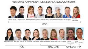 2 anys d'eleccions municipals