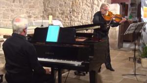 Un concert de viola i piano als Clàssics