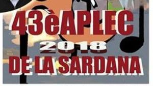 Aquest cap de setmana arriba el 43è Aplec de la Sardana de l'Escala