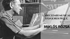 L'abecedari d'en Jordi Piqué - Miklós Rózsa
