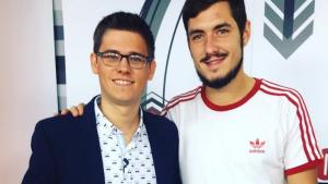 Botxi Minic: 'La meva taca futbolística va ser el descens amb el Palamós a Primera Catalana'