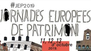 Jornades Europees de Patrimoni 2019 a l'Escala