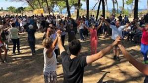 Celebració dels 50 anys de l'Agrupació d'Aplecs Gironins